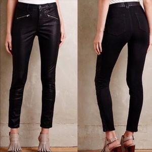 Pilcro and the Letterpress Vegan Leather Pants